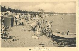 CARNAC La Plage - Auray