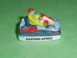 Fèves / Sports : Karting Apres , Petit éclat Sous Le Socle   T52 - Sport
