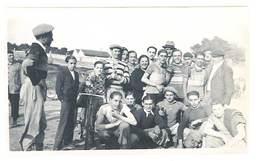 Photo Ancienne Groupe D''hommes , Vélo, Coureurs Cyclistes ( Challenge Hercule, Vainqueurs ) - Personnes Anonymes