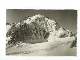 Aiguille D'Argentière Glacier De Saleinaz - VS Valais