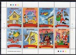 SIERRA LEONE Timbres Neufs ** De 1990 ( Ref 5941 )  Disney - NOEL - Sierra Leone (1961-...)