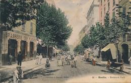 I19 - 20 - BASTIA  - Corse - Boulevard Paoli - Bastia