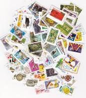 LOT DE 260 TIMBRES: Oblitérés  Adhésifs  Pas De Doubles - Adhesive Stamps