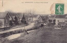 Doubs - Audincourt - Le Gland Et Pont De-Gland - Francia