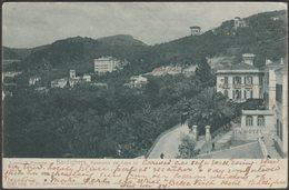 Panorama Dal Capo III, Bordighera, 1905 - Reincke Cartolina - Other Cities