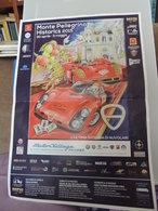 Plakat Affiche Manifesto Historic Montepellegrino 2015 L'ultima Vittoria Di Nuvolari - Manifesti