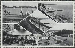 Multiview, Dovercourt, Essex, 1963 - Postcard - England
