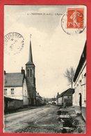 THIEVRES - L'Eglise - Carte Lettre Double - (Rare) - - Otros Municipios