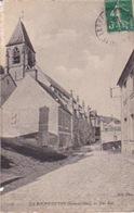 95-LA ROCHE-GUYON- UNE RUE - Nantua