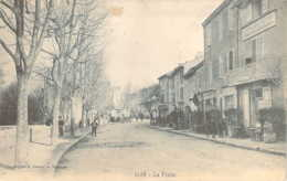 13 Bouches Du Rhône L'avenue Principale Animée De La PENNE Sur HUVEAUNE - Sonstige Gemeinden