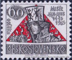 CSSR 1965, Mi. 1556 ** - Cecoslovacchia