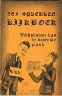 Volkshumor , Spreukenboek - Books, Magazines, Comics