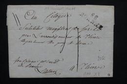 FRANCE - Lettre De Roanne Pour Thiers - L 20758 - 1701-1800: Précurseurs XVIII