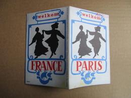 Welkom France - Welkom Paris - Cartes Routières