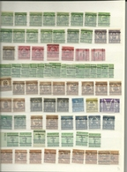 LOT DE PREOBLITERES USA - Stamps