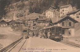 Le Lanciau Près Rossinières - FR Fribourg