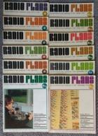 Radio Plans Année 1975 Complète 12 Numéros - Electronique Loisirs - Composants