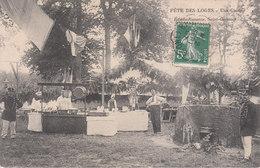 CPA SAINT-GERMAIN-EN-LAYE (78) FÊTE DES LOGES - UNE CUISINE - BELLE ANIMATION - St. Germain En Laye