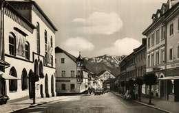 Murnau Am Staffelsee Hauptstrasse Mit Krottenkopf 2085 M - Garmisch-Partenkirchen