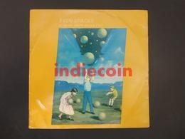 2x33T ROBERT FRIPP / BRIAN ENO Even Spaces UK Bootleg Double Live LP - Rock