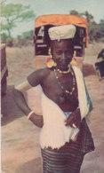 BURKINA FASSO ))  HAUTE VOLTA     Femme Peulh   / Nu Féminin - Burkina Faso