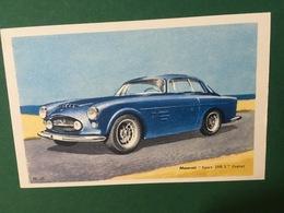 Cartolina Maserati - Sport 300 S - 1950 Ca. - Cartoline