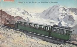 Chemin De Fer Du Gornergrat Mont-Rose Et Lysskamm - Switzerland