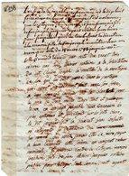 VP14.172 - TANINGES - Acte An 6 - Transaction Entre Mrs C.J. JACQUIER & F.J. JACQUIER - Manuscripts