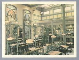 NL.- DEN HAAG. 's GRAVENGAGE. - BISTRO GRILL. - DE SALON -. - Hotel's & Restaurants