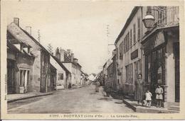 ROUVRAY La Grande Rue - France