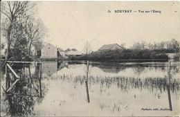 ROUVRAY Vue Sur L' Etang - Autres Communes