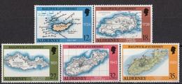 ALDERNEY 37-41,unused - Alderney