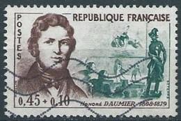 France / 1961 / N° 1299 Honoré Daumier - France