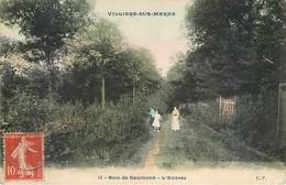 CPA 94 Val De Marne Villiers Sur Marne Bois De Gaumont L'Entrée - Villiers Sur Marne