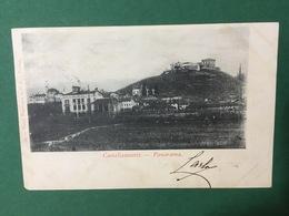 Cartolina Castellamonte - Panorama - 1902 - Italia