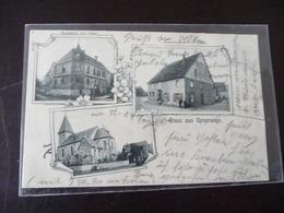 Gruss Aus Upsprunge 1906 Salzkotten Paderborn - Paderborn