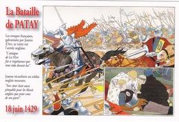 19073   La Bataille De PATAY - Histoire