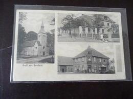 Gruß Aus Bentfeld Delbrück 1929 ? - Deutschland