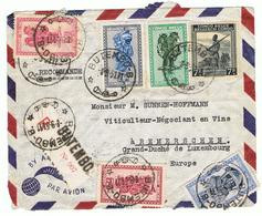 ( Front Van Omslag) Belgisch Congo   08.09.1951 - Belgium