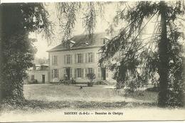SANTENY (94)  Domaine De Choigny - Santeny
