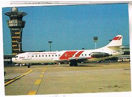 Aerodromes Aeroport...PARIS ORLY SUPER CARAVELLE 10B Europe Aero Service - Aérodromes
