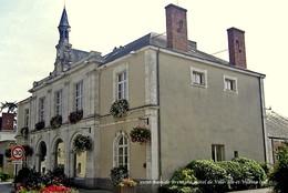 Bain-de-Bretagne (35)- Hôtel De Ville (Edition à Tirage Limité) - Altri Comuni