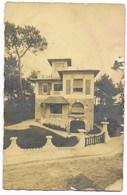 33-ARCACHON-CARTE PHOTO-Villa à Identifier... (défauts)  (G. MOULS) - Arcachon