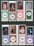 10706  AFRIQUE  Grande Série Philexafrique : Tableaux **  PA    1968-69  TTB - Timbres