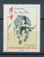 4325** Année Du Buffle - France