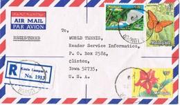 31135. Carta Aerea Certificada PETALING JAYA (Kuala Lumpur) Selangopr, Malaysia 1979 - Malasia (1964-...)