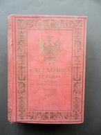 Calendario D'Oro Annuario Dell'Istituto Araldico Italiano Anno XI 1900 Araldica - Libri, Riviste, Fumetti