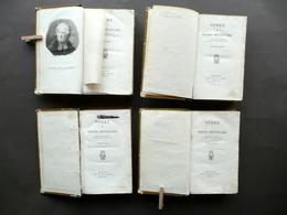 Opere Di Pietro Metastasio Giovanni Silvestri Milano 1822 4 Volumi Completo - Libri, Riviste, Fumetti