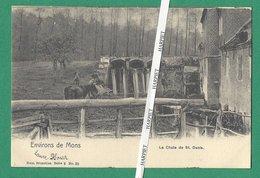 Environs De MONS  -  La Chute St Denis  -  NELS  Sie 6 N° 22 - Mons