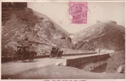 ADEN, YEMEN. ON THE ROAD TO THE TANKS. I BENGHIATSON. OBLITERE 1920s - BLEUP - Yemen